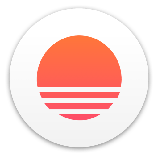 Sunrise Calendar Macos Icon Gallery