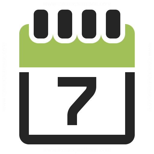 Calendar Icon Iconexperience