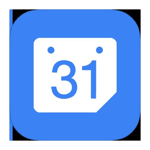Metroui Google Calendar Icon Style Metro Ui Iconset