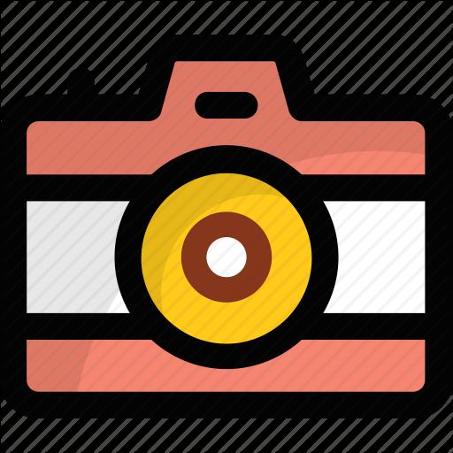 Antique Camera, Camera, Photography, Retro, Vintage Camera Icon