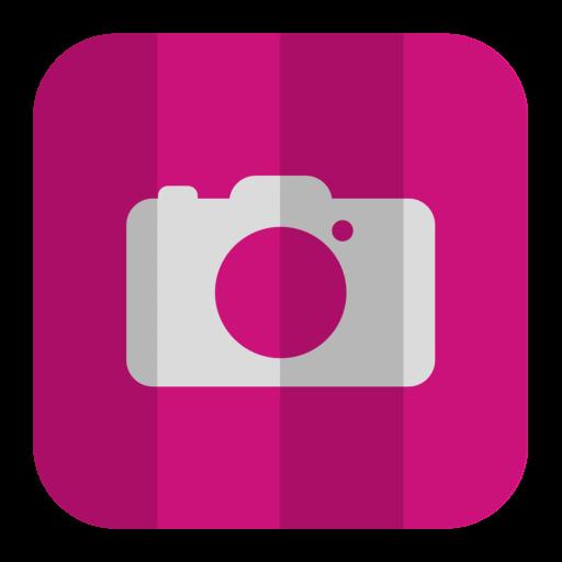 Camera Icon Folded Flat Iconset Pelfusion