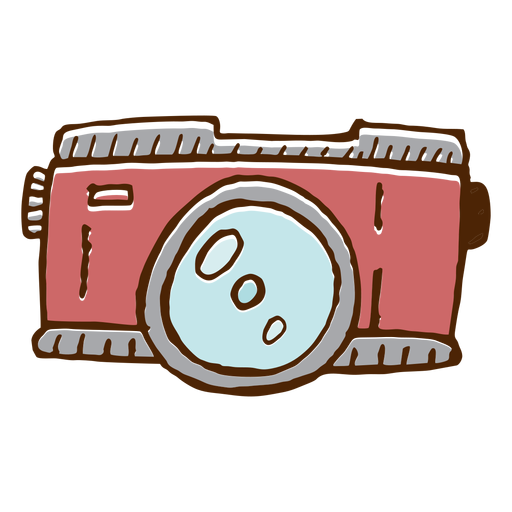 Camping Camera Icon