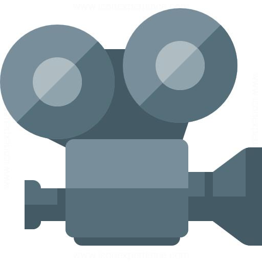Iconexperience G Collection Movie Camera Icon