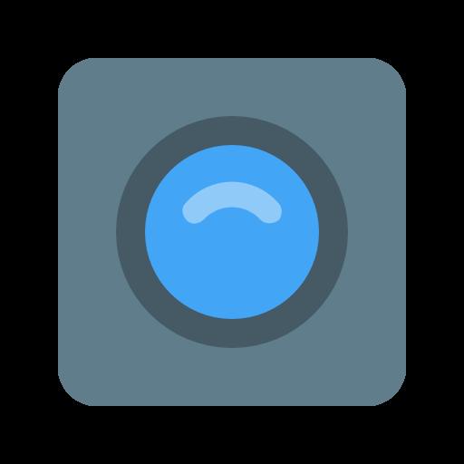 Integrated, Webcam, Cam, Camera Icon Free Of Cinema Icons