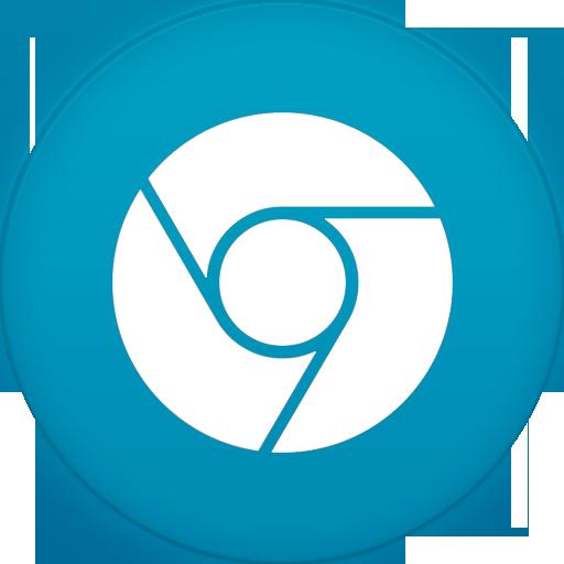 Chrome Icon Circle Iconset