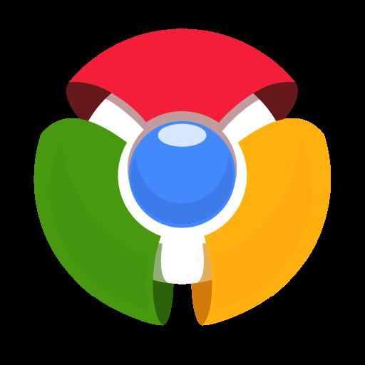 Chrome Old Icon Stark Iconset