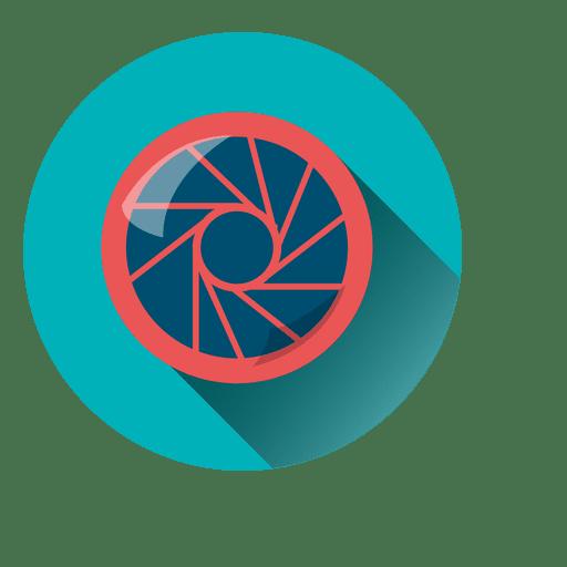Chrome Round Icon