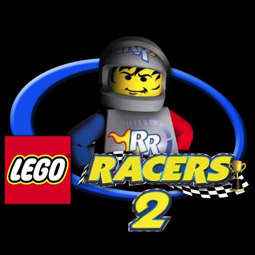 Lego Racers Custom Icon