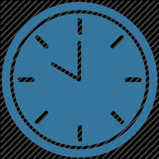 Clock, Ten O' Clock Icon