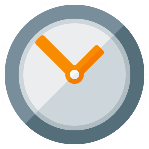 Iconexperience G Collection Clock Icon