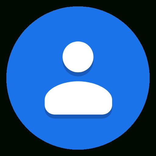 Google Contacts Icon Png Website Templates