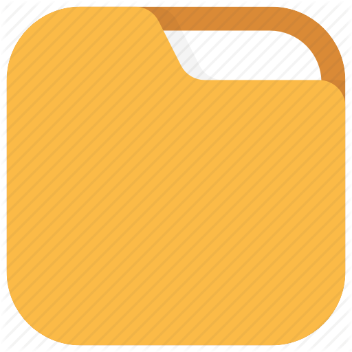 App, Archive, Briefcase, Docs, Explorer, Files, Folder Icon