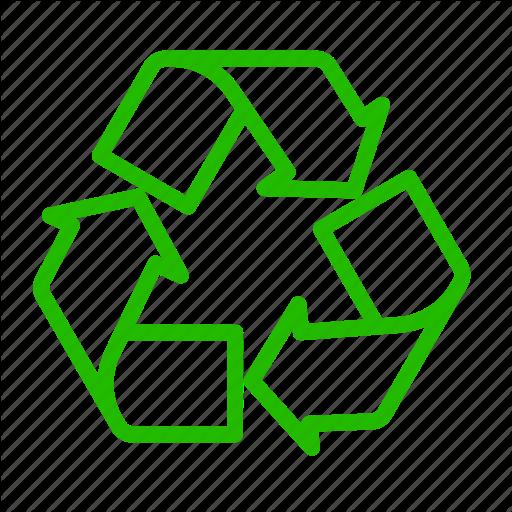 Arrow, Earth, Eco, Energy, Nature, Recycle Icon
