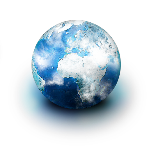 Browser, Earth, Network, Planet, World Icon