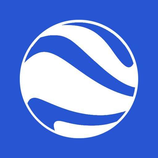 Desktop Apps Earth Icon