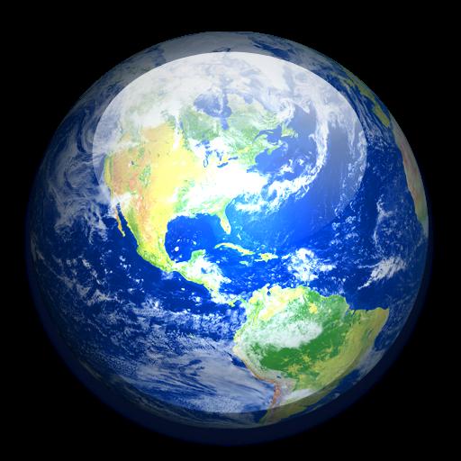 Earth Icon Solar System Iconset Dan Wiersema