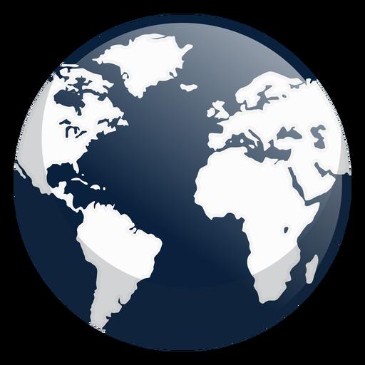 Dark Earth Icon