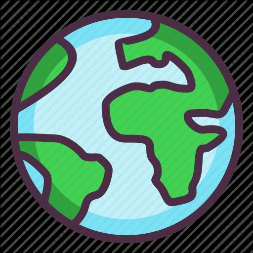 Earth, Eco, Ecology, Globe, Planet, Save Earth Icon