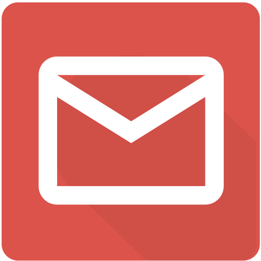 Communication, Design, Email, Mail, Material, Message, Square Icon