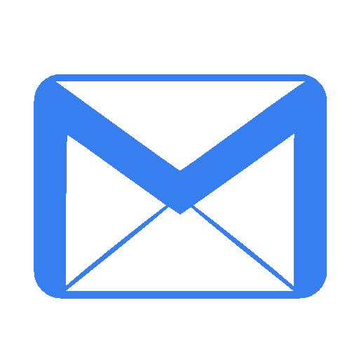 Communication Email Blue Icon Metronome Iconset