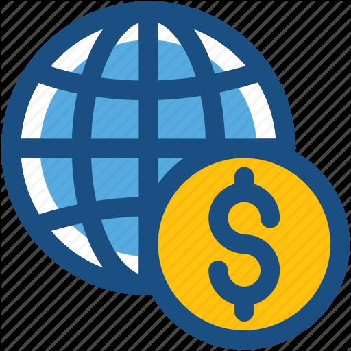 Economy, Exchange Rate, Finance, Financial, Global Finance Icon