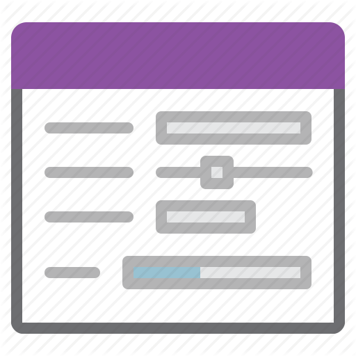 Document, Fill, Form Icon