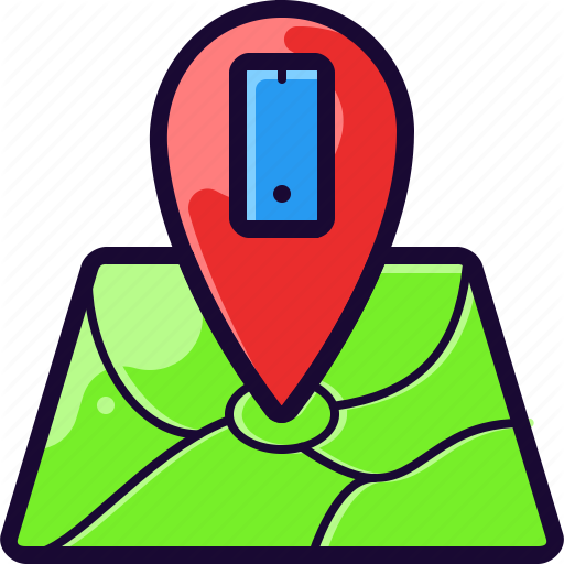 Find, Google, Iphone, Map, My, Navigation Icon