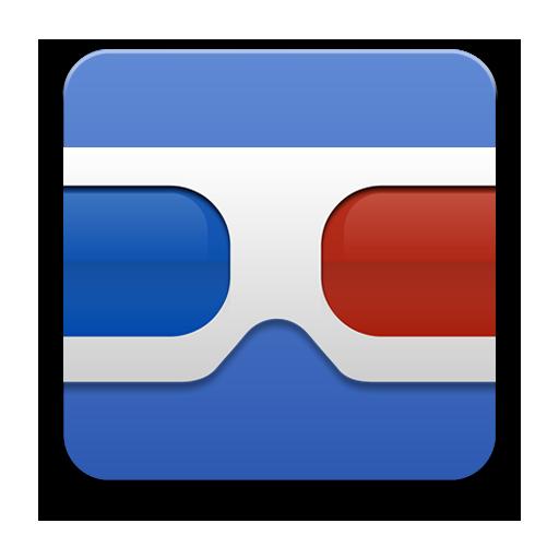 Goggles, Google Icon