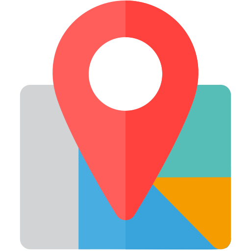 Location Map, Map Location, Map Marker Icon With Png And Vector