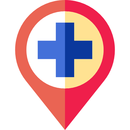 Maps And Flags, Signs, Map Pointer Icon