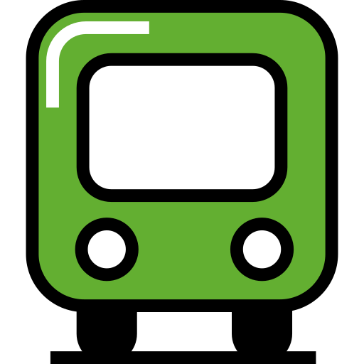 Bus, Transport Icon Free Of Map Icons