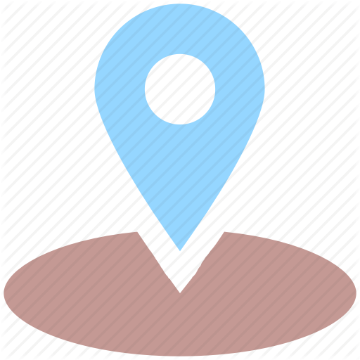 Area, Circle, Current Location, Direction, Drop, Map, Marker