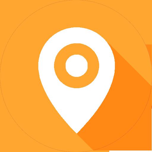Google Maps Circle Icon