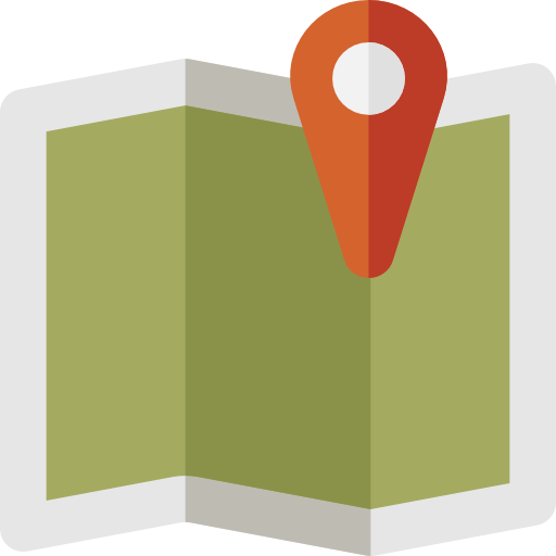 Geography, Map, Maps And Location Icon