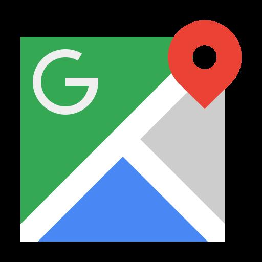 Direction, Maps, Traffice, Navigation, Google, Gps Icon