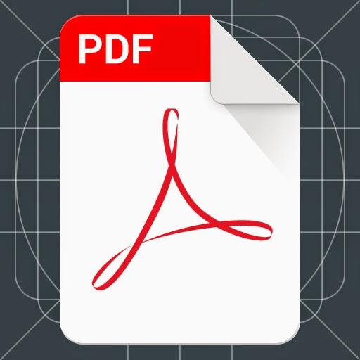 Material Design Pdf Icon