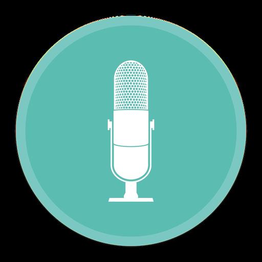 Microphone Icon Button Ui