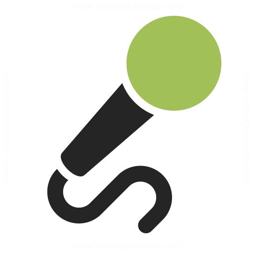 Microphone Icon Iconexperience
