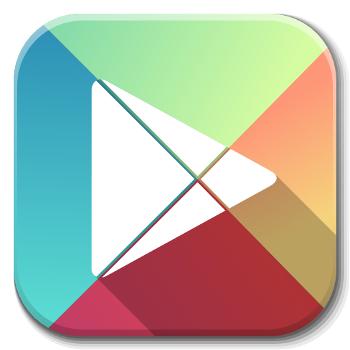 Apps Google Play Icon Flatwoken Iconset Alecive