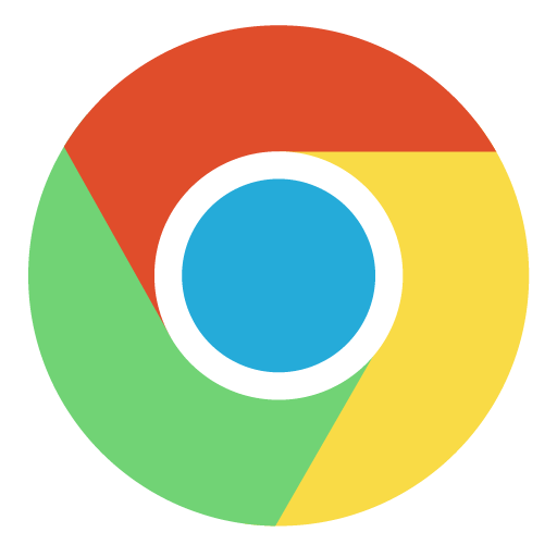 Google Chrome Icons