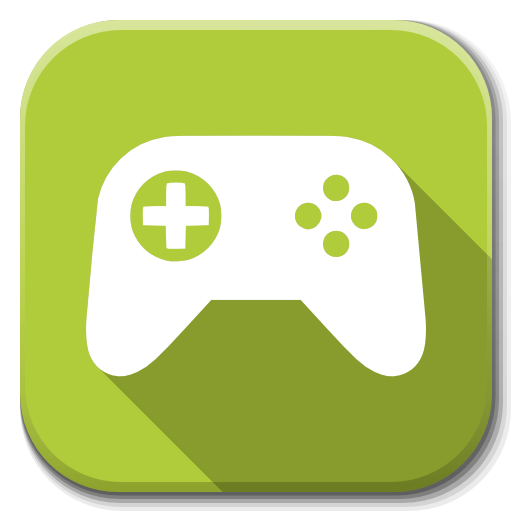 Apps Google Play Games Icon Flatwoken Iconset Alecive