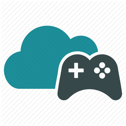Cloud, Controller, Game, Games, Joystick, Online, Play Icon