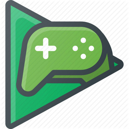 Games, Play Icon