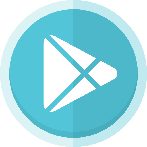 Android Store, App Store, Google, Google Play Logo, Play Icon