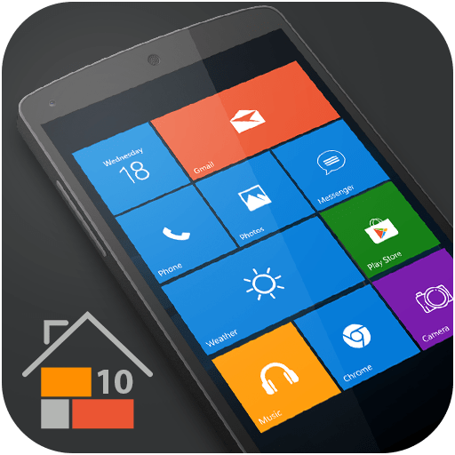 Win Launcher Com Real Launcher Wp Ten Apk Aapks All
