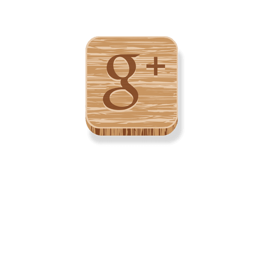 Google Plus Distorted Icon
