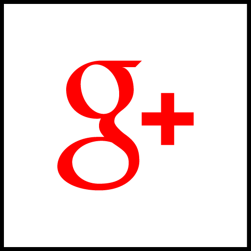 Google Plus Free Red Social Media Icon Download