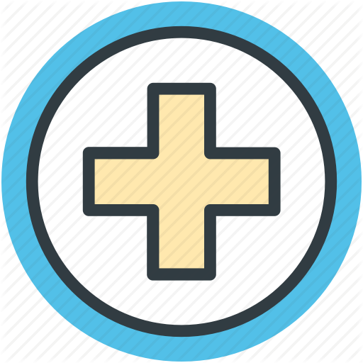 First Aid, Hospital Sign, Medical Aid, Medical Cross, Medical Plus