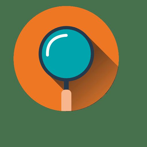 Search Circle Icon