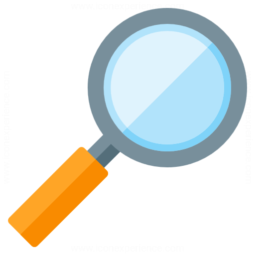 Iconexperience G Collection Magnifying Glass Icon